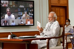PM Modi gets 'huge support' from opposition at all party meeting on Ladakh standoff