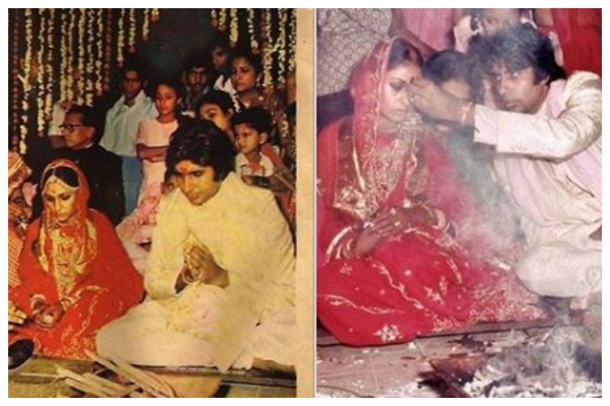 Amitabh Bachchan, Jaya Bachchan celebrate 47th wedding anniversary; wishes pour in