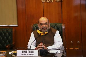 Amit Shah holds high-level meeting with Defence, Agriculture Ministers over farmers protest