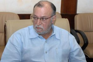 Delhi LG Anil Baijal for 'aggressive campaign' against vaccination hesitancy