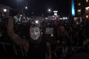 George Floyd protests: Trump to put Antifa activist group on terror list