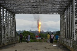 Baghjan gas leak: Assam CM says foreign experts roped in to control fire