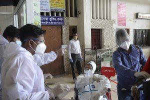 Bangladesh confirms 37 fresh COVID-19 deaths, cases surge past 55,000