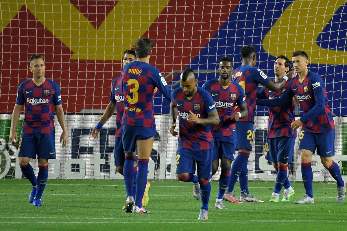 Lionel Messi, Ansu Fati shine in Barcelona