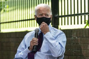 Biden surges ahead