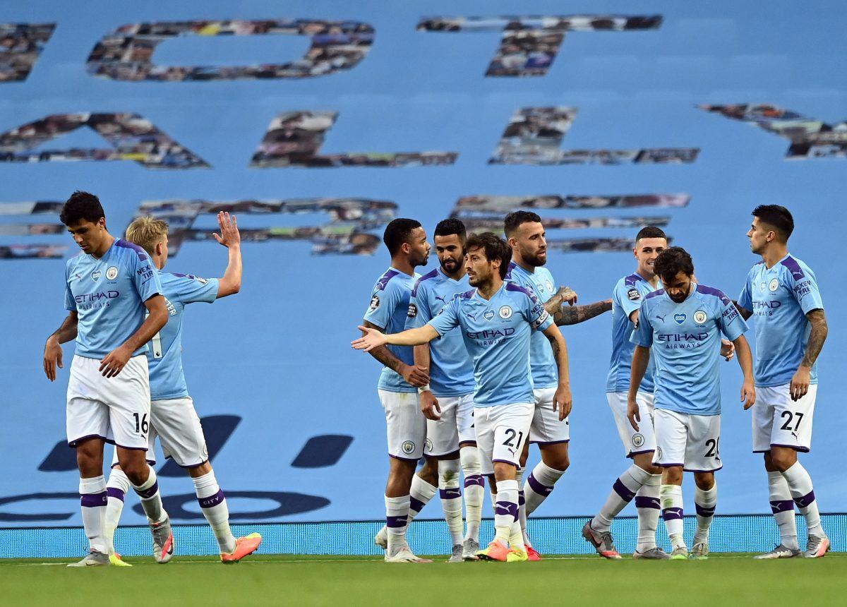 Premier League: Manchester City thrash Burnley 5-0 to add ...