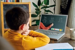 School children liking 'online classes' but missing classroom study : Survey