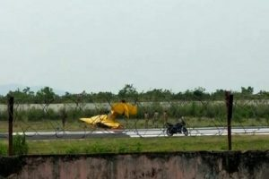 Trainee pilot, instructor killed after trainer aircraft crashes in Odisha's Dhenkanal