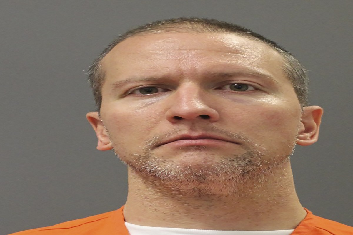 Bail Set At 1 Million For Us Police Officer Derek Chauvin Charged With George Floyd S Murder