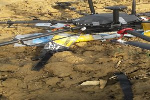 Pak drone carrying weapons for terrorists shot down by BSF in J-K's Kathua district