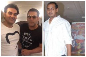 Arbaaz Khan responds to Abhinav Kashyap's allegations as he targets Salman Khan's 'Being Human'