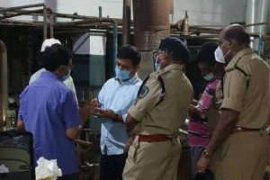 AP: 2 dead, 4 hospitalised after gas leaked at pharma plant in Vizag