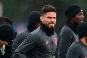 'It really feels good,' Olivier Giroud expresses satisfaction on resumption of training in Premier League