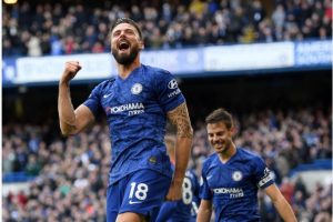 Chelsea forward Olivier Giroud reveals why he agreed to extend contract