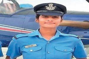 Anchal Gangwal, tea seller's daughter becomes IAF Pilot