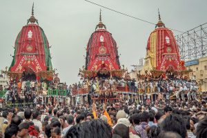 Gujarat: Four members of various Hindu outfits detained over alleged plans to hold Rath Yatra