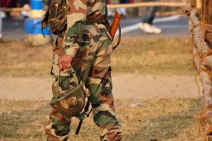 1 terrorist killed in encounter with security forces at J-K's Tral