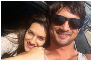 When Kriti Sanon rated Sushant Singh Rajput as best actor among her co-stars