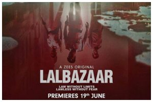 Lalbazaar: Ajay Devgn all set to come up with crime-thriller, drops teaser