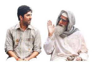 Ayushmann Khurrana: Amitabh Bachchan not a selfish actor