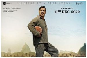 Ajay Devgn starrer 'Maidaan' not to release on OTT platform, confirms producer Boney Kapoor