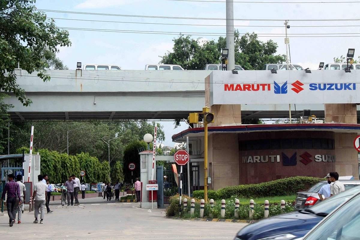 Maruti Suzuki, Manesar Plant, COVID-19 Positive