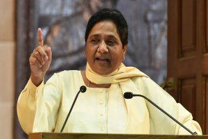 'Dirty politics': Mayawati slams Congress, BJP over 'war of words' on China, Nepal issues