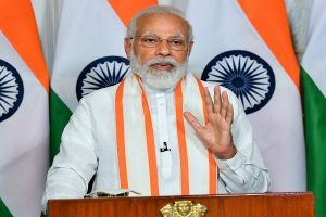 PM holds review meeting with officials, ministers on India's response to Covid-19 pandemic