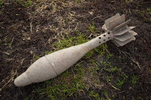 Two mortar shells of World War II period found in Manipur