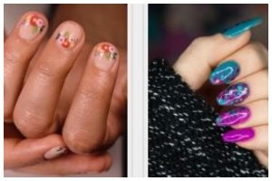 More than just a manicure, nail art on budget this season