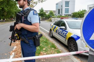 Cop shot dead during routine traffic stop in New Zealand's Auckland