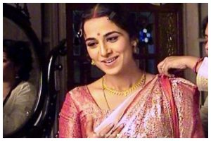 Vidya Balan's film 'Parineeta' completes 15 years of its release; actress feels nostalgic