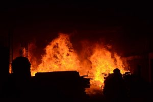 4 workers killed after massive fire breaks out in oil depot in Pakistan, several injured