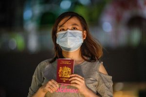 As China plans to impose security law, Hong Kongers rush for limited British passports