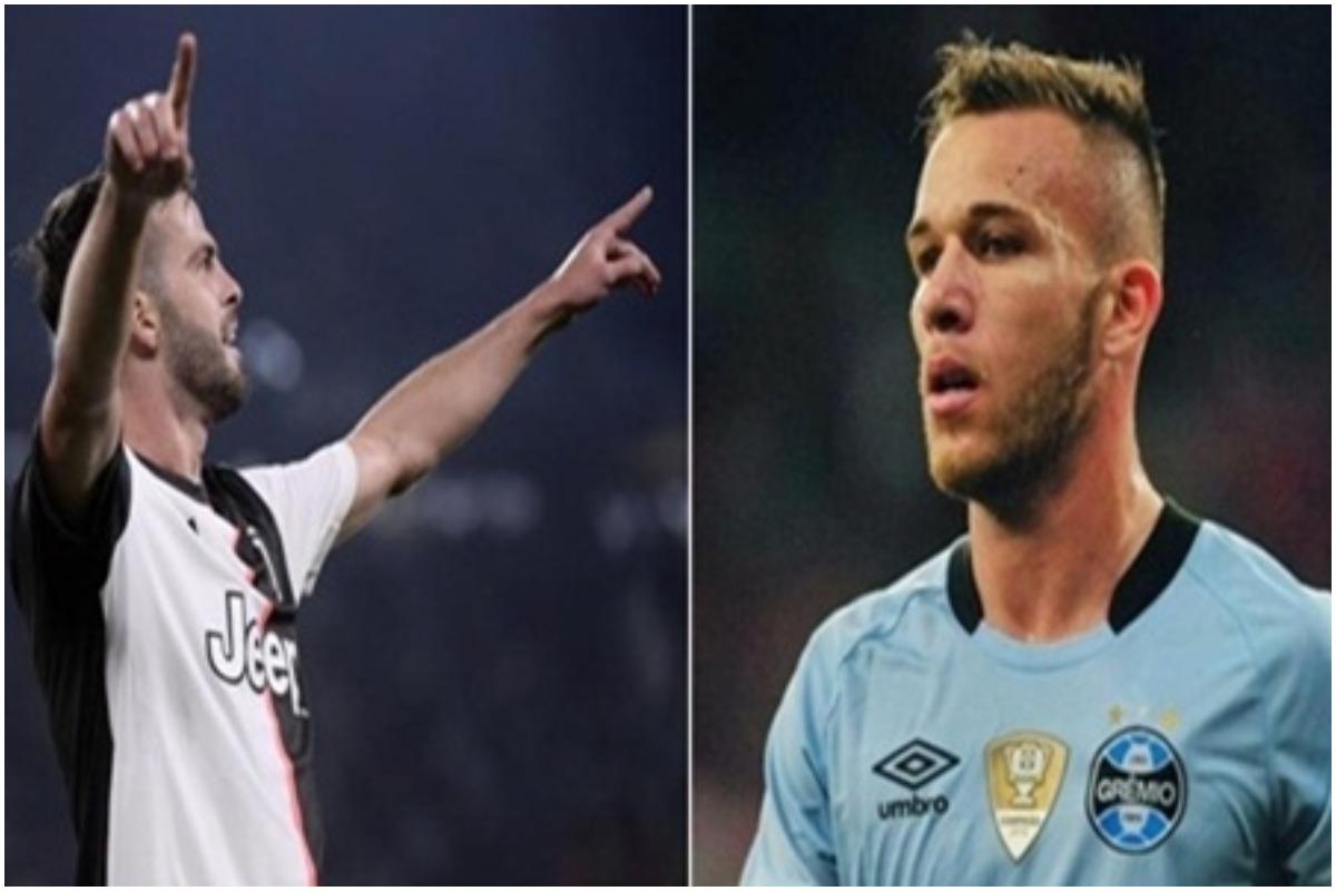 Juventus, Barcelona, Miralem Pjanic, Arthur Melo, Serie A 2019-20, La Liga 2019-20