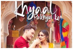 Watch | Asim Riaz, Himanshi Khurana's new song 'Khyaal Rakhya Kar' out