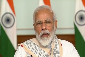 'Timely decisions have helped in containing virus': PM Modi