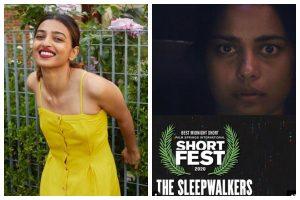 The Sleepwalkers: Radhika Apte's directorial debut wins award at an International film festival