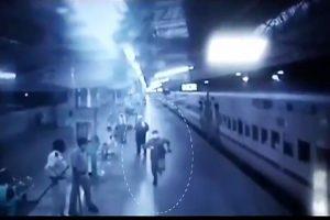 'Left Usain Bolt behind': Piyush Goyal praises RPF cop who ran along moving train to give milk to baby