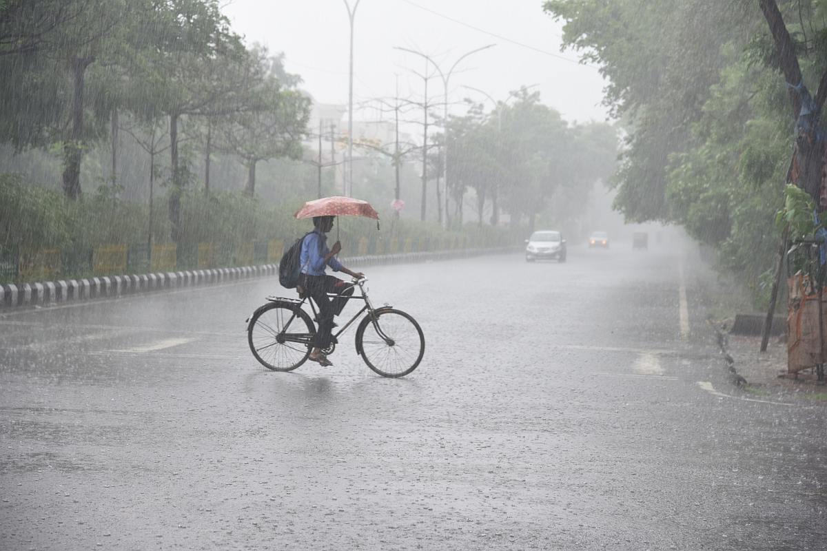 Heavy rain, Odisha, Bay of Bengal