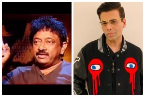 Ram Gopal Varma slams people for criticising Karan Johar; calls latter 'a bigger victim'