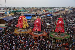 SC allows Puri 'Rath Yatra' with restrictions, to be held with coordination of state, Centre, temple trust