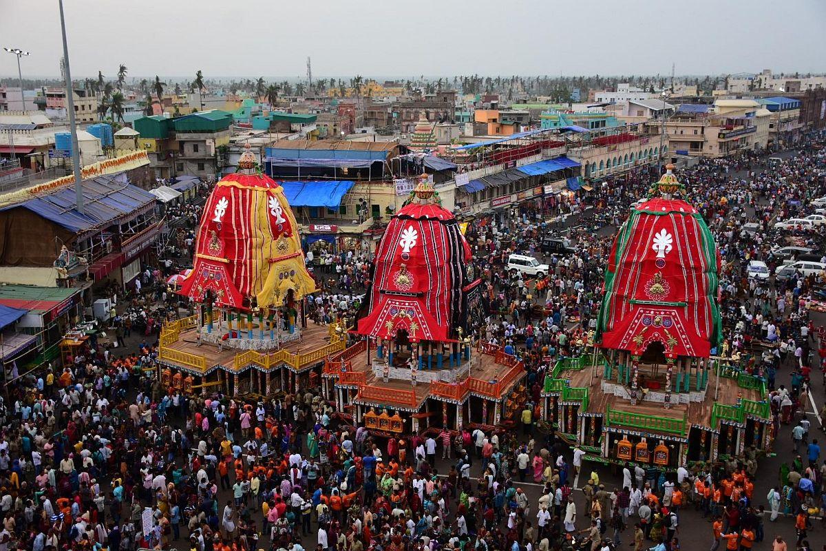 Chariots of Profundity, Puri, Rathyatra, Lord Jagannath