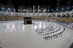 Around 1,000 pilgrims in Saudi Arabia will be allowed to perform hajj: Minister