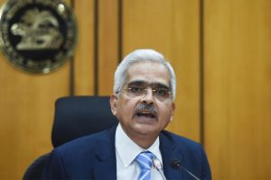 RBI Governor hold digital conference with heads of rating agencies