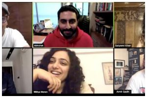 Abhishek Bachchan announces live premiere of 'Breathe: Into The Shadows' trailer via video call with his co-stars