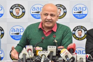 Manish Sisodia takes charge as Health Minister of Delhi after Satyendar Jain tests positive for Covid