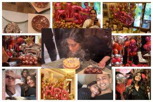 Happy Birthday Sonam Kapoor: Actress shares glimpses of her lockdown birthday