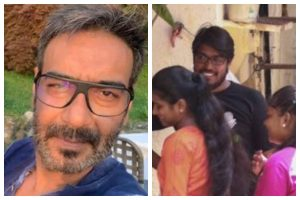 COVID-19: Ajay Devgn pays for oxygen cylinders, ventilators at new quarantine centre in Dharavi