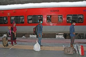Railways operated only 56 Shramik Special trains in last two days due to falling demands: Official